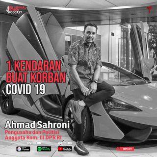 CORONA: Bantuan senilai 1 kendaraan - Ahmad Sahroni Eps.41