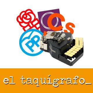 El taquígrafo #Taquígrafo21 (17/02/2017)