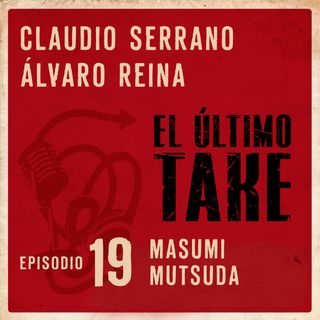 EL ÚLTIMO TAKE 1x19 - MASUMI MUTSUDA: DUB Y LA SITUACIÓN DEL DOBLAJE EN BARCELONA