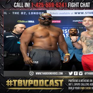 "☎️Dereck ""WAR"" Chisora vs Senad Gashi🥊Live Fight Chat Heavyweight Throwdown💯"