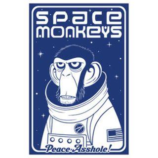 #492: Space Monkeys - Four's Company