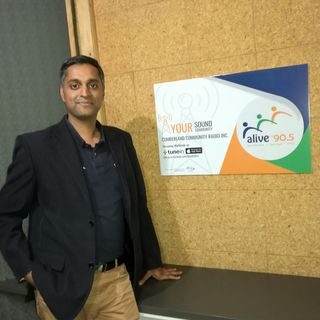 Alive FM Broadcast SEO Sydney Radio Appearance
