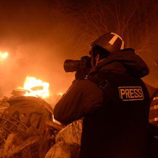 Approfondimenti - Ucraina, la lista dei giornalisti scomodi