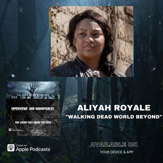 Aliyah Royale The Walking Dead World Beyond