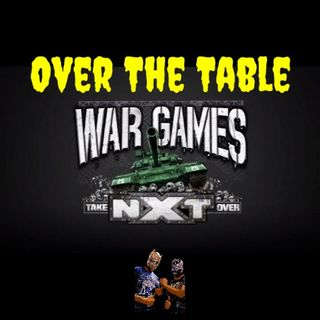 NXT TAKEOVER WARGAMES!