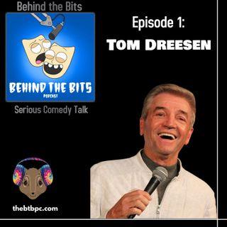 Tom Dreesen Revisited