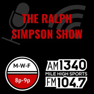 Friday August 14: Rodney Billups, Denver Men's Basketball Head Coach, and Mike Meyers, MBA Commissioner, join the show; Nuggets in bubble