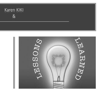 Karen Kiki presents_Lessons Learned with guest Alice Diehl 4_19_21