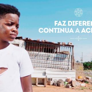 Anna Joyce feat. Rui Orlando - Faz Diferente, Continua a Acreditar (Download Mp3)