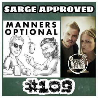 #109 Manners Optional