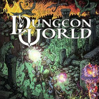 JdR Dungeon World : épisode 4 des Carnets d'un inlassable curieux