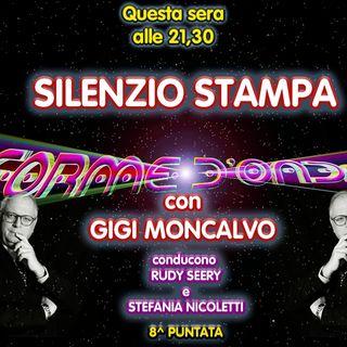 """Forme d'Onda - """"Silenzio Stampa"""" di Gigi Moncalvo - 17/12/2020"""