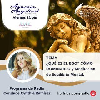 Armonía Angelical - QUE ES EL EGO COMO DOMINARLO