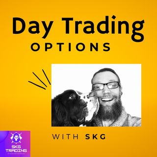 Episode 2 - Day Trading with SKG - scalping