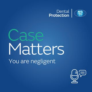 CaseMatters: You are negligent