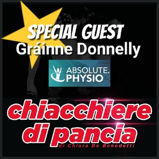 Special episode with Gráinne Donnelly