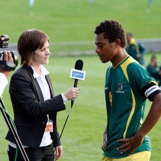 Priscilla Duncan: Football, media, love and sacrifice