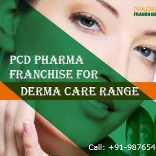 Get the Best Derma PCD Franchise Company for Franchise Business