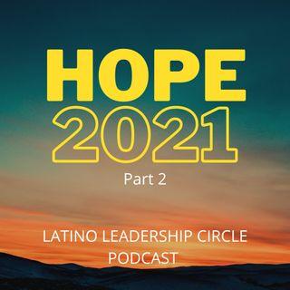 Hope 2021 Part 2