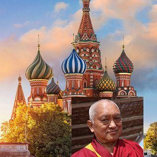 2019 Kyabje Lama Zopa Rinpoche Russia