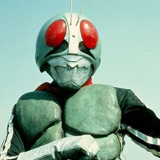 UNLOCKED PATREON CONTENT: Giving The Shocker: A Kamen Rider Podcast