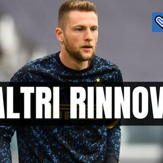 Calciomercato Inter, altri rinnovi in arrivo: è il turno di Skriniar e de Vrij