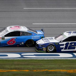 NASCAR Show: Alex Gray and Steve Risley cover Talladega and what is to come for elimination time at Kansas