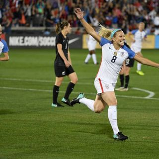 Soccer 2 the MAX: USWNT Easy Win Against New Zealand, Alexi Lalas Yells at USMNT