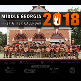 Middle Georgia Firefighters Heat Up 2018