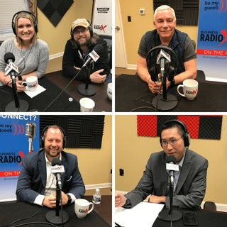 Family Business Radio, Episode 6:  Family-Owned Craft Breweries with Nick Tanner and Alisa Tanner-Wall, Cherry Street Brewing; Charles Gridl