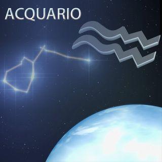 Acquario Oroscopo Previsioni Ottobre