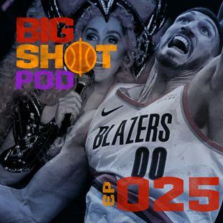 #025 - NBA Playoffs 2019: Oeste decidido, leste indefinido