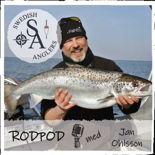 Swedish Anglers RodPod Avsnitt 7 med Jan O