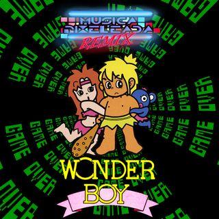 Wonder Boy (Arcade)