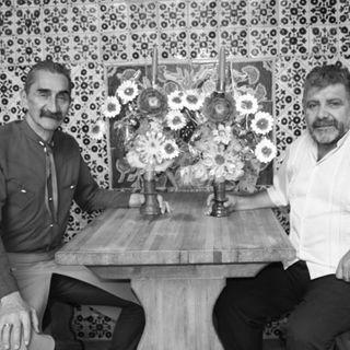 Yuri de Gortari y Edmundo Escamilla