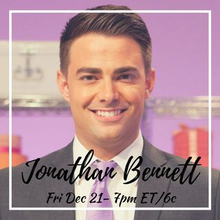 CHRISTMAS MUVIES SPOTLIGHT SPECIAL EDITION WITH GUEST JONATHAN BENNETT