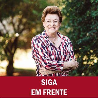 Siga em frente // Pra. Suely Bezerra
