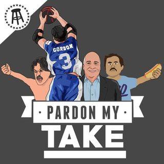 Pete Prisco On Tebow, Baffert Excuse Bingo + Mason Gordon The Inventor Of Slamball