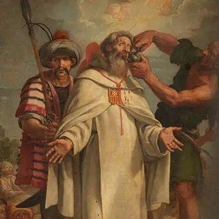San Ramón Nonato, religioso mercedario