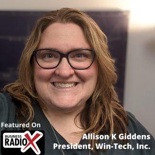 Allison K Giddens, Win-Tech, Inc.