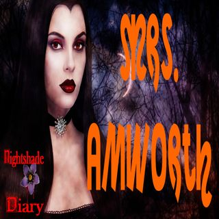 Mrs. Amworth | Vampire Story | Podcast
