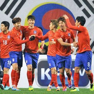 GRUPO F: Corea del Sur