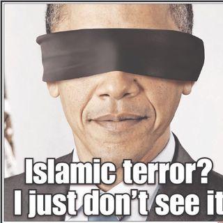 It's called Islamic Terror