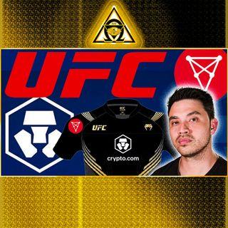 UFC & CRYPTO.COM $175,000,000 BULLISH DEAL! {Audio #62}