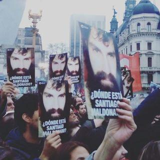 Noche de letras 2.0 #74, A un mes de la desaparición de Santiago Maldonado