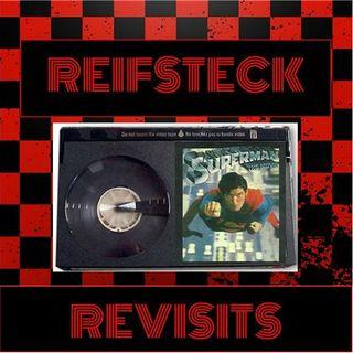 REIFSTECK REVISITS 002 - BATMAN V SUPERMAN - RETRO V MODERN