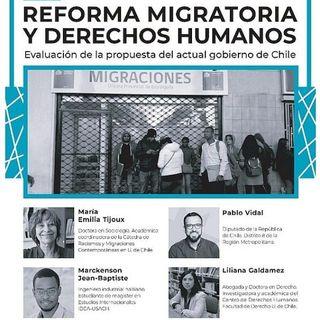 María Emilia Tijoux - Reforma Migratoria y Derechos Humanos