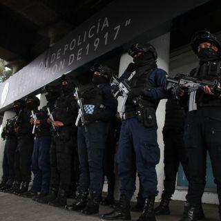 Policía de CDMX será capacitada para proteger a mujeres