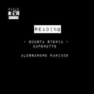 Questa Storia Memoriale di Caporetto (seconda parte) Alessandro Baricco