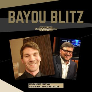 Bayou Blitz: Gettin' Hot in Da Bayou with D. Scott Alexander - Guest